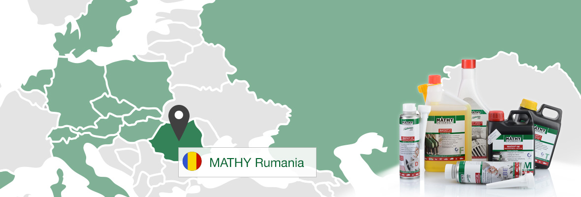 Our MATHY Distributor for Romania
